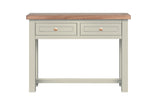 Bretagne 2 Drawer Console Painted Base