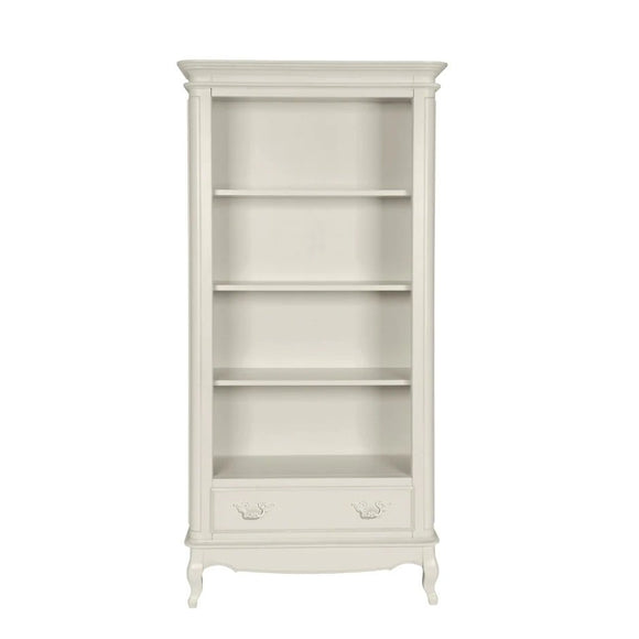 Provencale Dove Grey 1 Drawer Bookcase