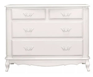 Provencale Dove Grey 2 Plus 2 Drawer Chest