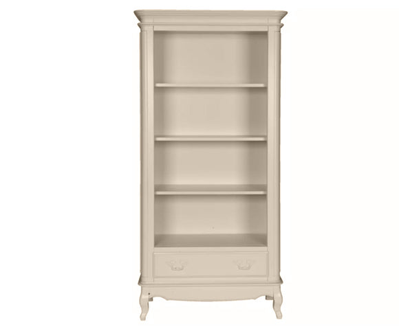 Provencale Ivory 1 Drawer Bookcase