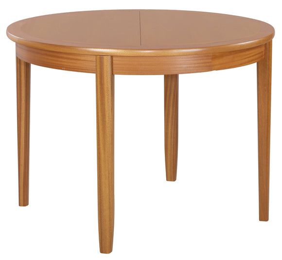 Shades Teak - Circular Dining Table on Legs