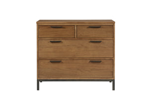 Palma 2 Over 2 Drawer Chest