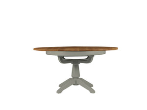 Somerdale 110cm-150cm Round Extending Dining Table