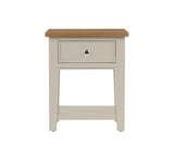 Somerdale Lamp Table With Drawer