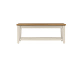 Somerdale Coffee Table With Shelf