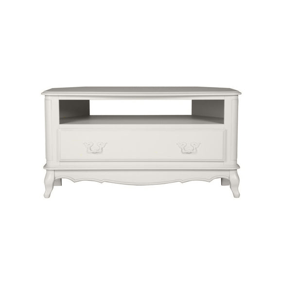 Provencale Dove Grey 1 Drawer TV Unit