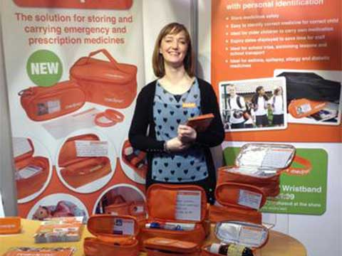 Medpac officially launches at Education Show 2012