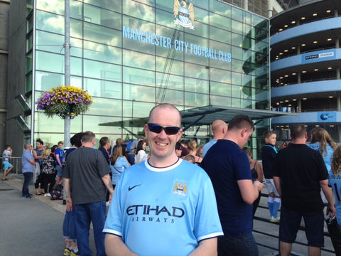 3pm Saturday - I'll be at the footie!