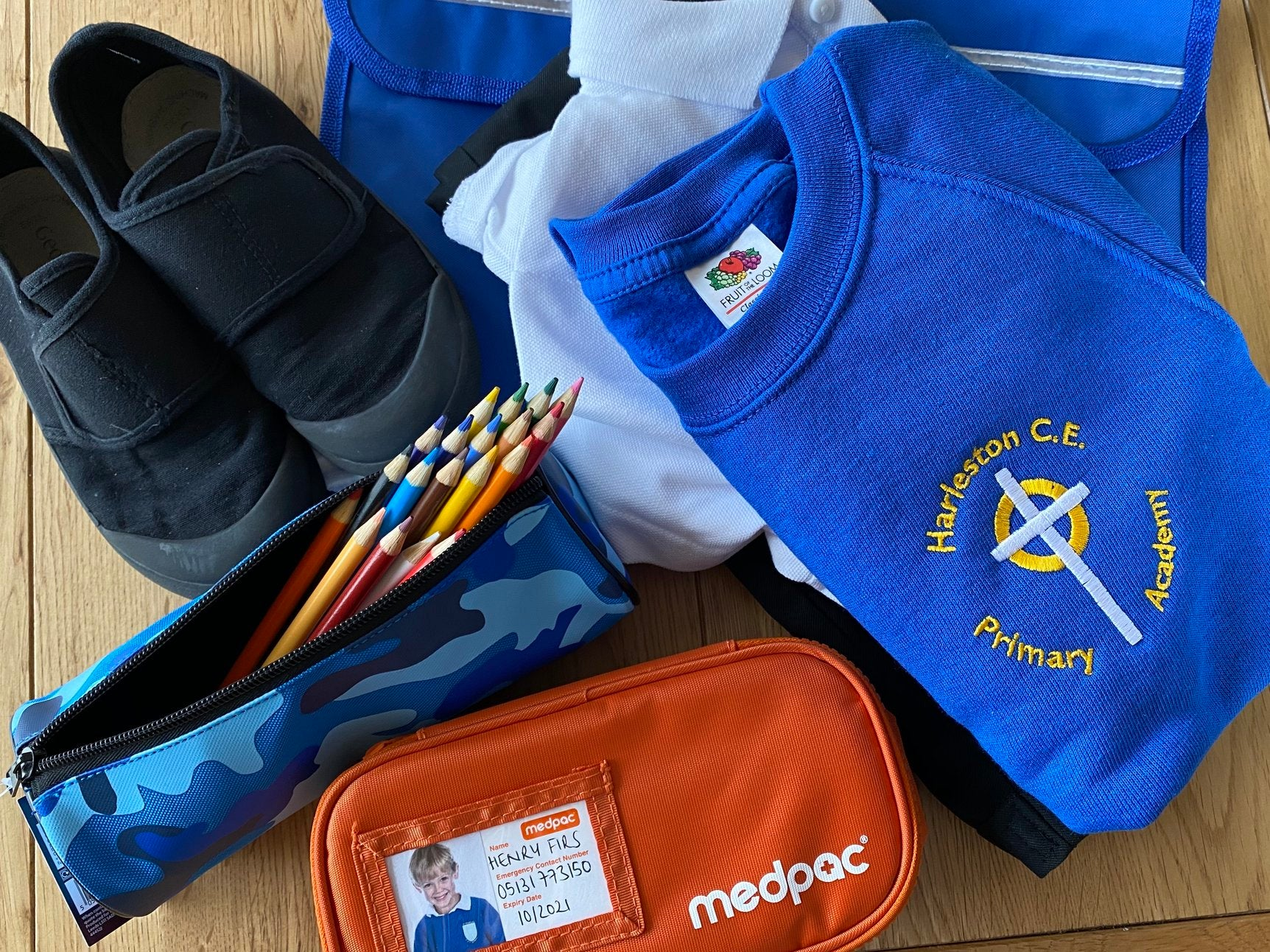 Medpac Practical Medicine Storage For Use At Home Or At School
