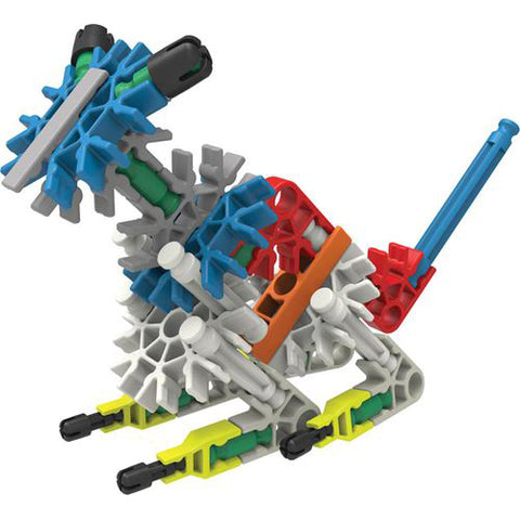K'nex 52 Model Building Set, animal detail