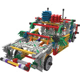 K'nex 52 Model Building Set, vehicle detail 2