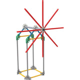 K'nex 52 Model Building Set, windmill detail