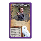 Harry Potter - Top Trumps - Harry's card
