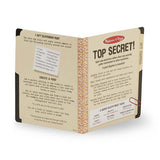 Spy Role Play Set, spy manual