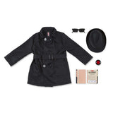 Spy Role Play Set - costume and accessories out of packaging