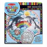 Dolphin - Stained Glass Made Easy, in packaging