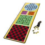 4-in-1 Game Rug unboxed