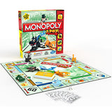 Monopoly Junior, box and contents displayed