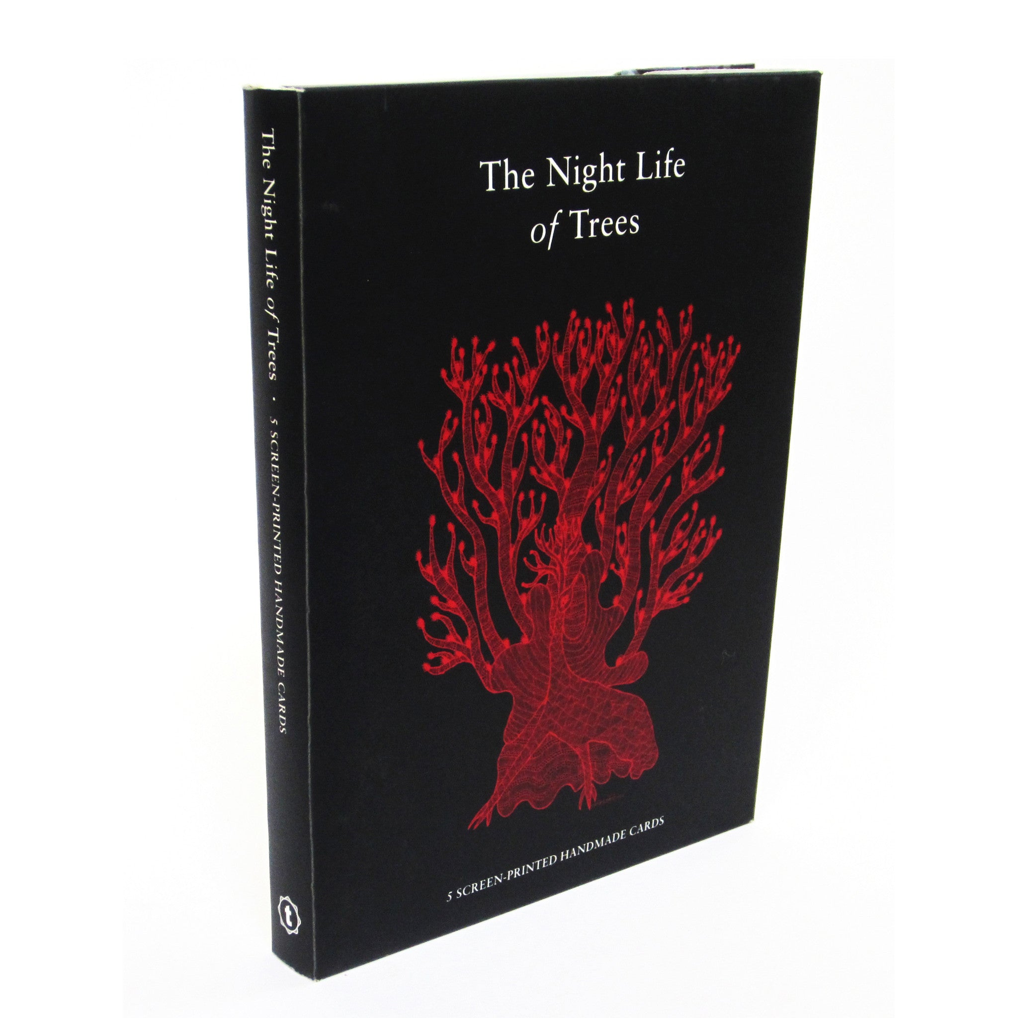 The Night Life of Trees - 10 Fairtrade Handmade Cards