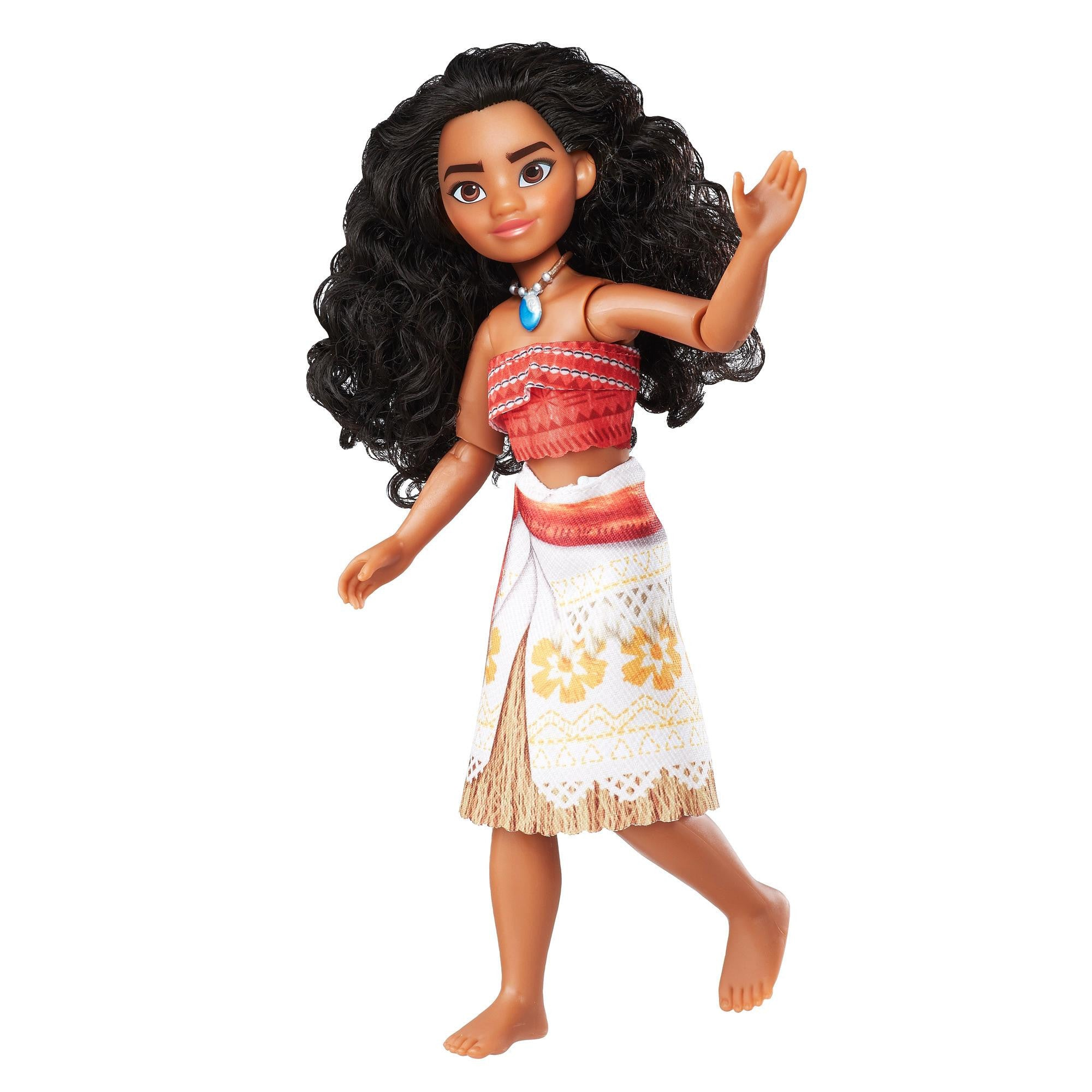 Moana of Oceania Adventure Doll by Hasbro