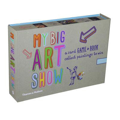 My Big Art Show - Card Game and Book