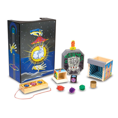 Discovery Magic Set contents
