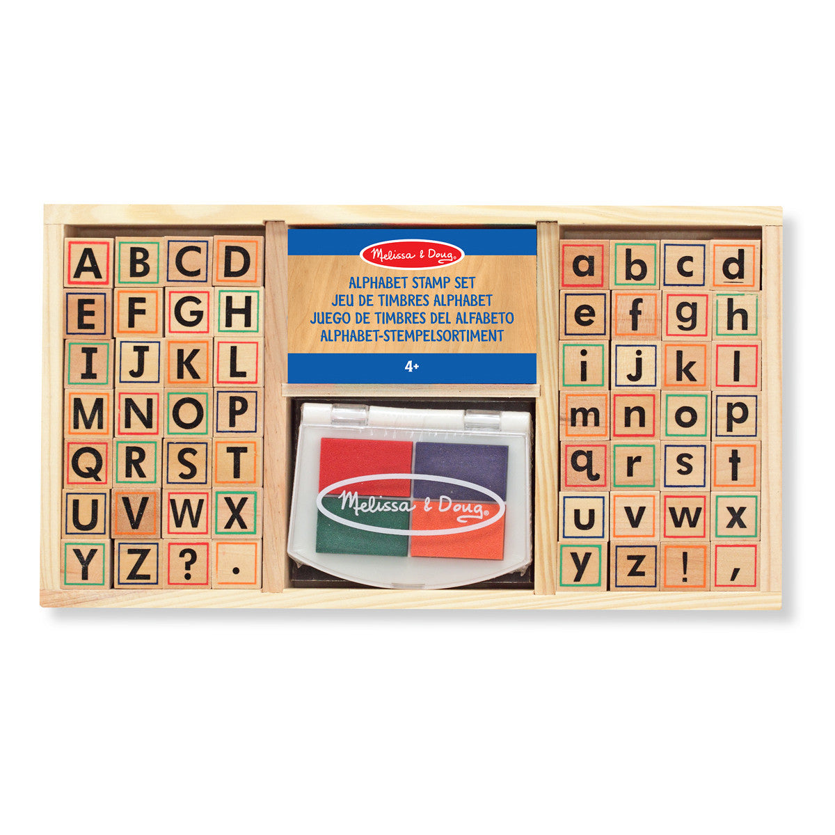 Alphabet Stamp Set