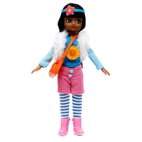 Branksea Festival Lottie Doll, out of box, standing pose white background
