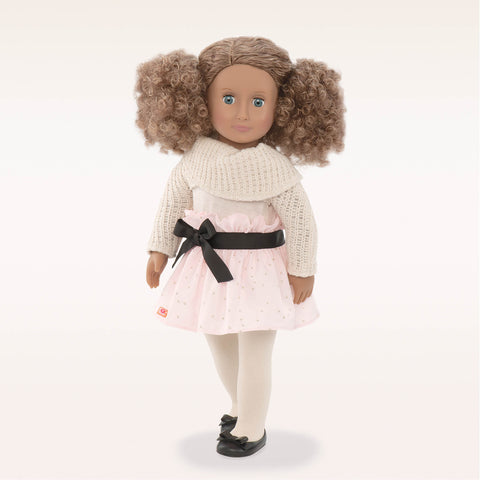 Kaylee - Our Generation Doll, unboxed