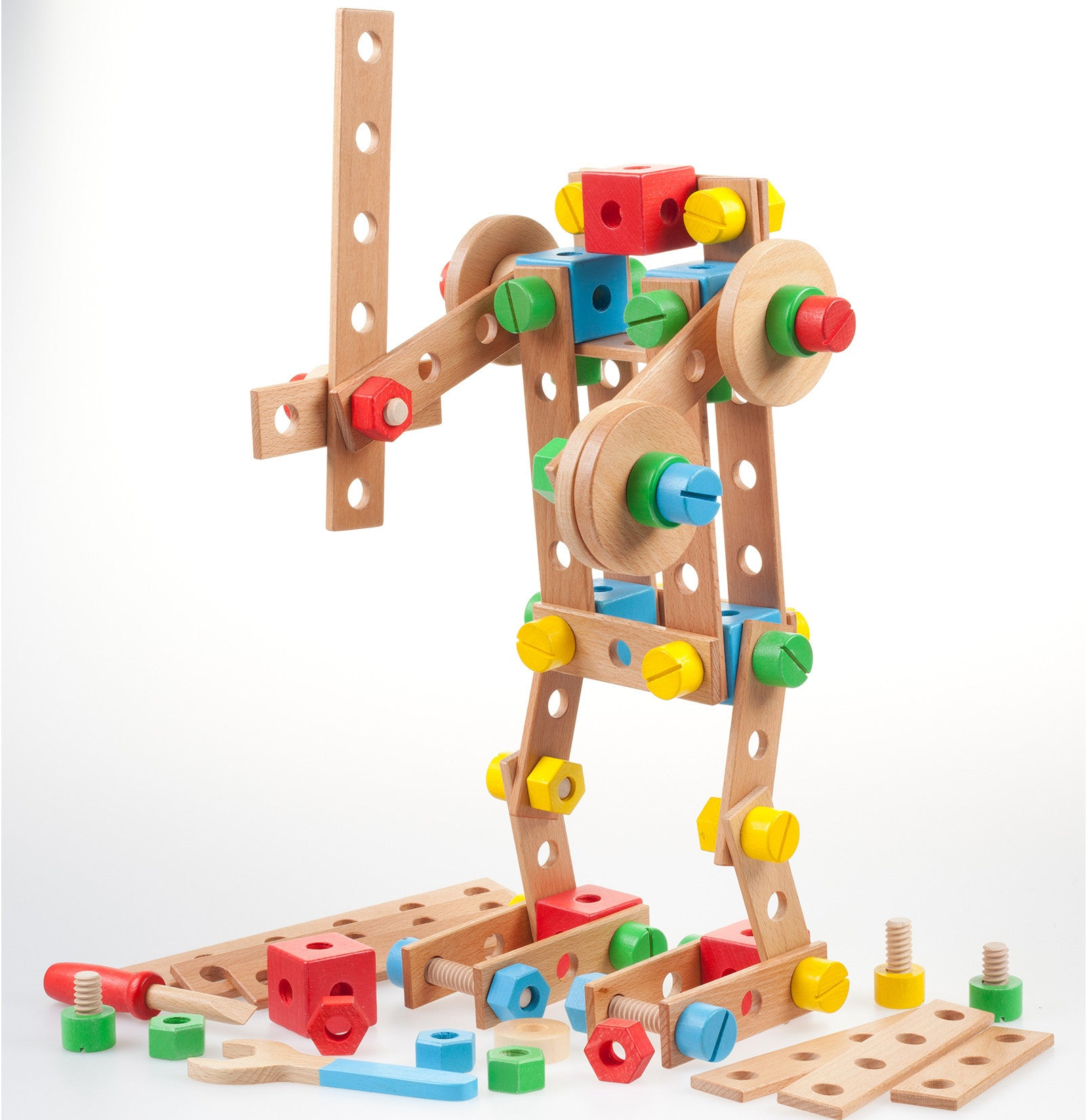 Construction Set - Tidlo, robot example