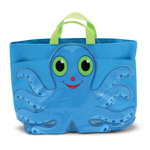 Flex Octopus Beach Bag