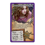 Harry Potter  - Top Trumps Card Game, Hermione's card