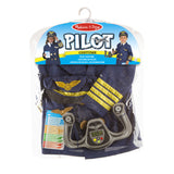Pilot costume in packaging