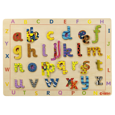 Lift 'n' Look Alphabet Puzzle