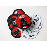 dobble star wars tin, with example cards displayed