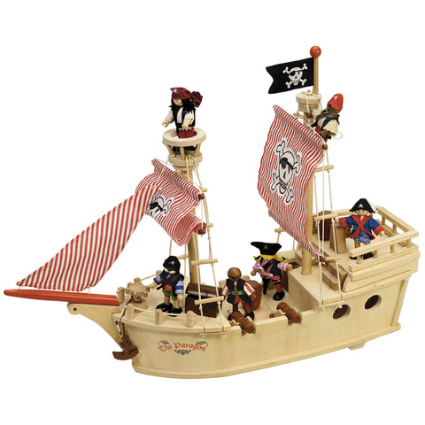 The Paragon Pirate Ship - Tidlo