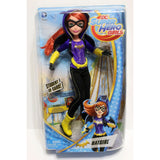 Batgirl Action Figure - DC Super Hero Girls, boxed