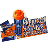 Springy Snake Nut Can