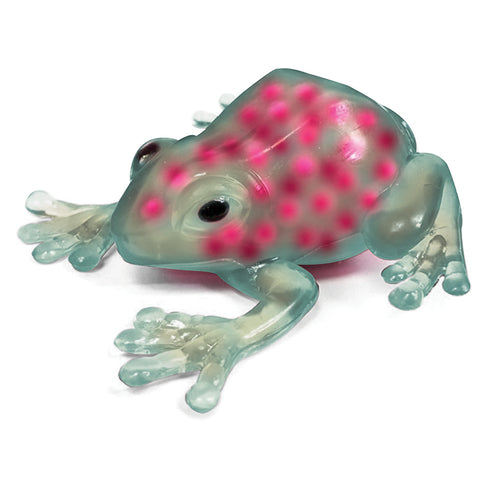 Globby Frog, pink