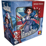 Timeline - British History Card Game, in packaging