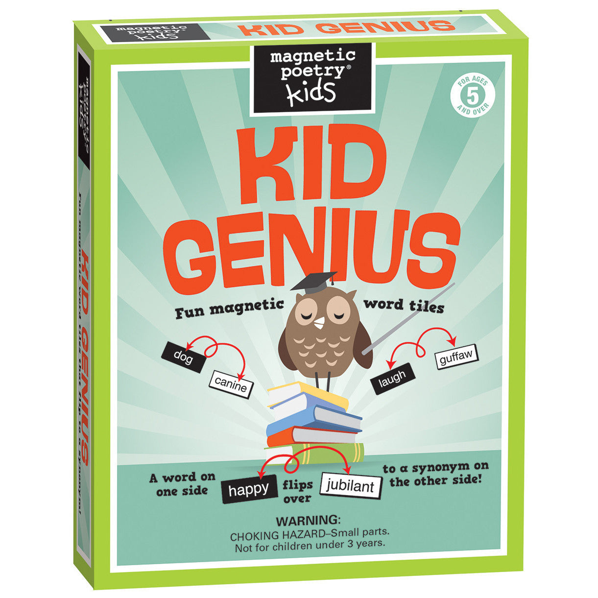Magnetic Poetry Kids - Kid Genius