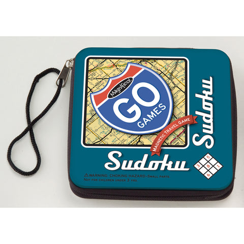 Sudoku - Magnetic Travel Game