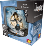 Timeline - Music & Cinema Card Game, boxed
