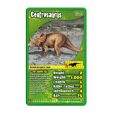 Dinosaurs -Top Trumps Game, sample card 2