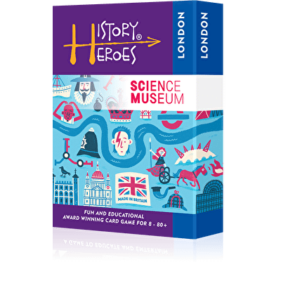 History Heroes - London, boxed
