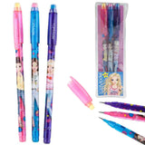 Push Pencils with Eraser by Depesche (Set of 3)