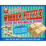 Wood Puzzle Assortment box