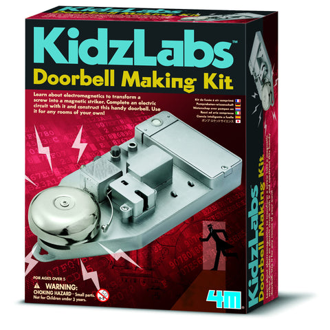 Doorbell Making Kit - Kidzlabs