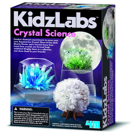Crystal Science - Kidzlabs