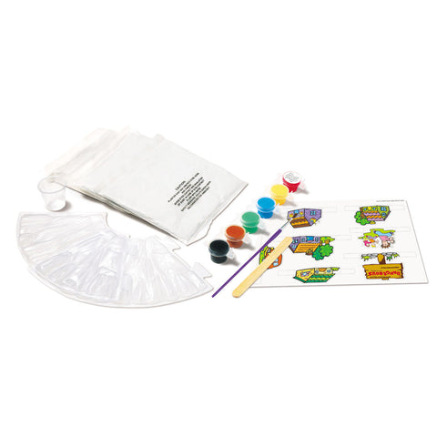 Volcano Making Kit - Kidzlabs, contents